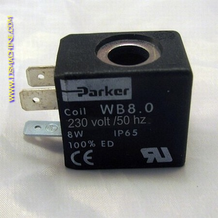 Magneet (voor koelleiding) WB 8.0