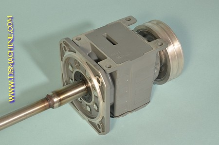 Musso Consul Gearbox with Axe