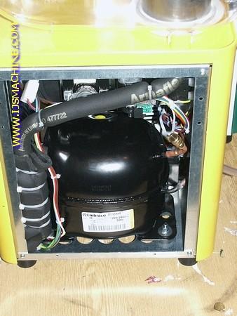 Compressor (Alleen Igloo 1)