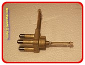 Magneetklep zonder magneet (alleen Grani 3)