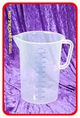 Maatbeker Slush, inhoud 5 liter