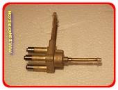 Magneetklep (zonder magneet) alleen voor Igloo 3