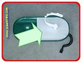 Onderzijde tankdeksel (Igloo)