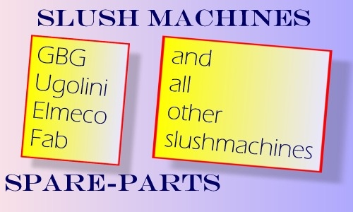 other slushmachine parts