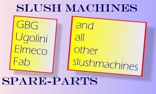 Andere slushmachines