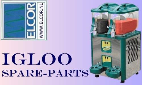 Elcor Igloo spare parts