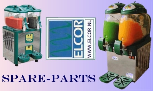 Elcor slush machines