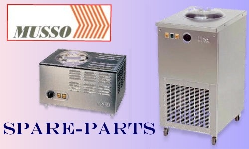 Musso Spare Parts